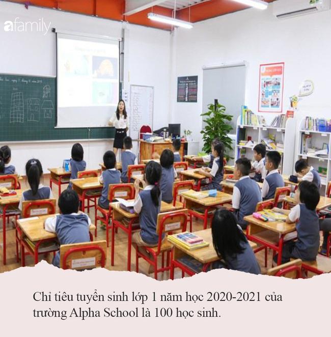 """Tuyển đầu vào lớp 1 trường Alpha School: Không chỉ mỗi con làm bài đánh giá năng lực mà bố mẹ cũng phải tham gia """"vòng thi"""" đặc biệt - Ảnh 3."""
