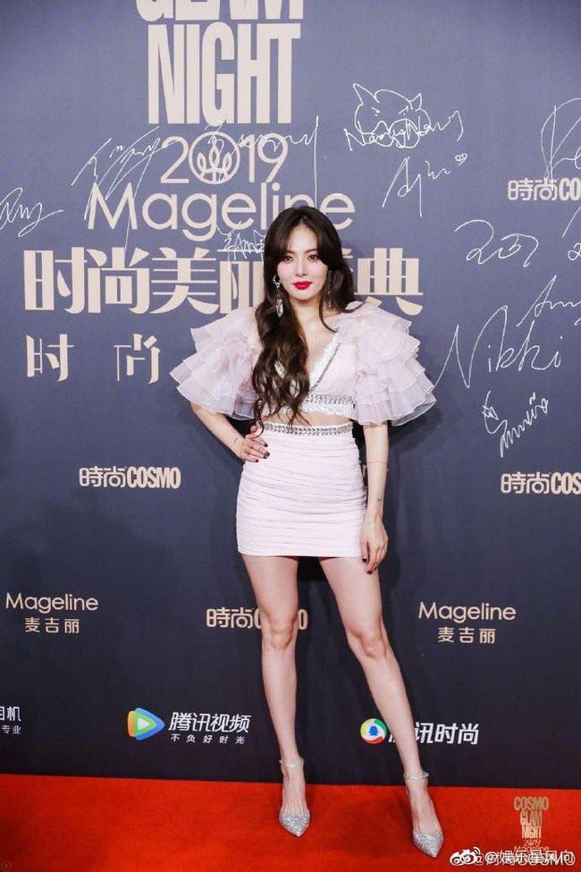 """Thảm đỏ nóng nhất Cbiz: Yoona xuất hiện xinh đẹp """"chặt chém"""" dàn mỹ nhân Hoa ngữ, nam thần Tiêu Chiến điển trai phong độ - Ảnh 8."""
