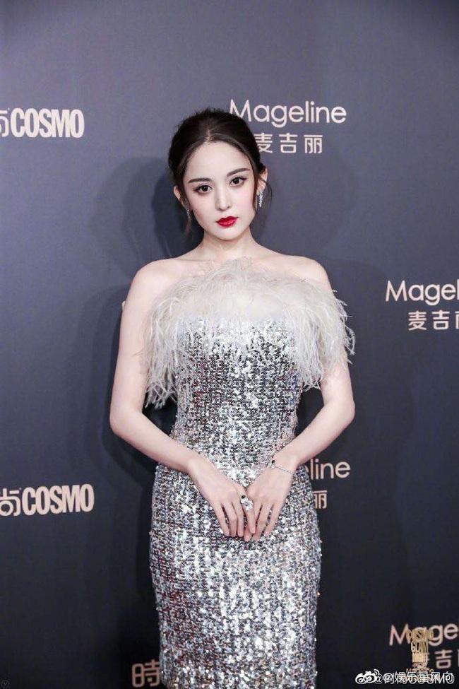 """Thảm đỏ nóng nhất Cbiz: Yoona xuất hiện xinh đẹp """"chặt chém"""" dàn mỹ nhân Hoa ngữ, nam thần Tiêu Chiến điển trai phong độ - Ảnh 10."""