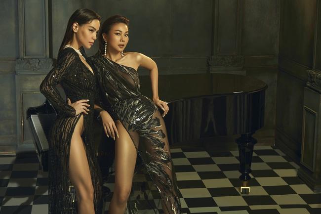 Duy mĩ trong từng khoảnh khắc, bộ ảnh Xuân/Hè 2020 của NTK Công Trí có tất cả: Thanh Hằng, Hồ Ngọc Hà và thời trang - Ảnh 11.