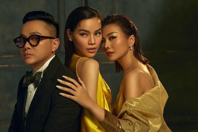 Duy mĩ trong từng khoảnh khắc, bộ ảnh Xuân/Hè 2020 của NTK Công Trí có tất cả: Thanh Hằng, Hồ Ngọc Hà và thời trang - Ảnh 1.