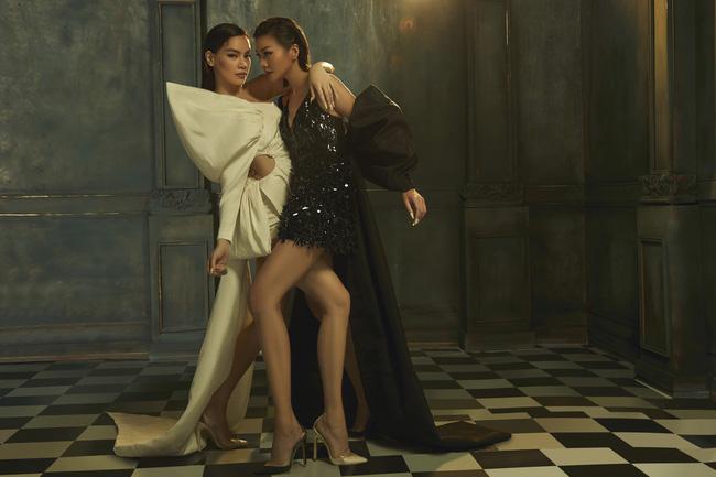 Duy mĩ trong từng khoảnh khắc, bộ ảnh Xuân/Hè 2020 của NTK Công Trí có tất cả: Thanh Hằng, Hồ Ngọc Hà và thời trang - Ảnh 6.