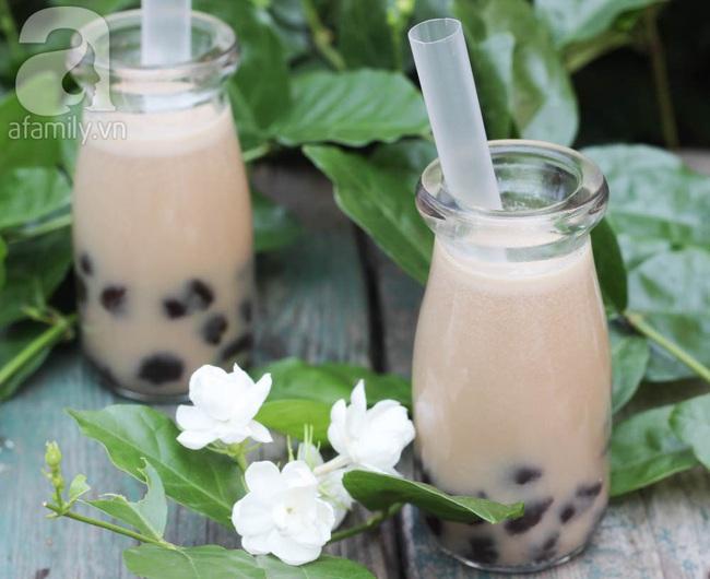 Giảm cân nhưng vẫn uống trà sữa, bạn nên tập luyện thế nào? - Ảnh 1.