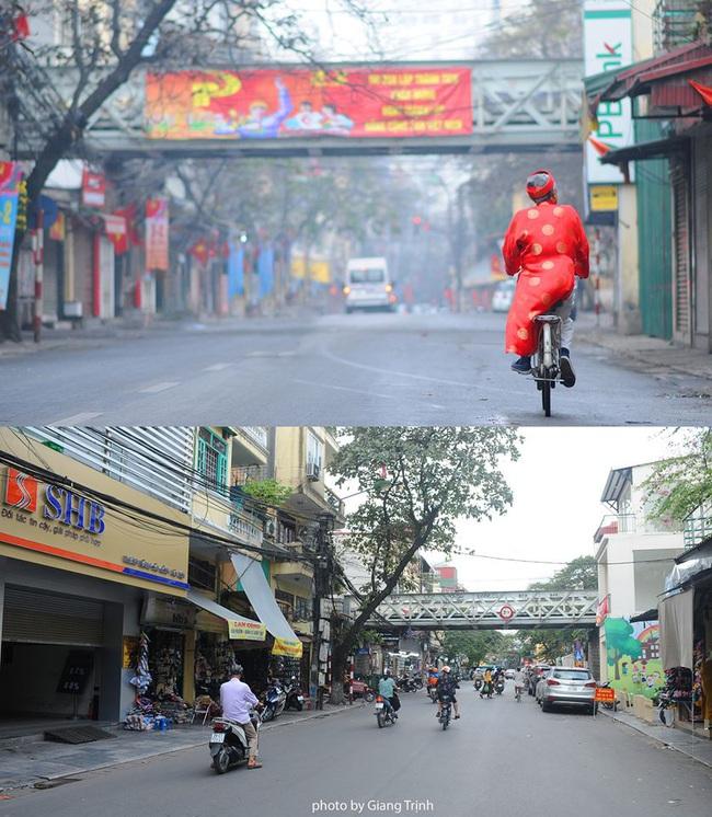 Sự đổi thay ngỡ ngàng của những con phố cổ xưa trong lòng Hà Nội suốt 1 thập kỷ, nhìn lại ai cũng thấy mênh mang - Ảnh 4.