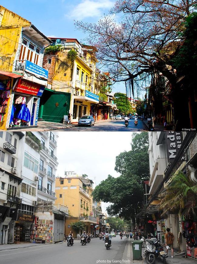 Sự đổi thay ngỡ ngàng của những con phố cổ xưa trong lòng Hà Nội suốt 1 thập kỷ, nhìn lại ai cũng thấy mênh mang - Ảnh 10.