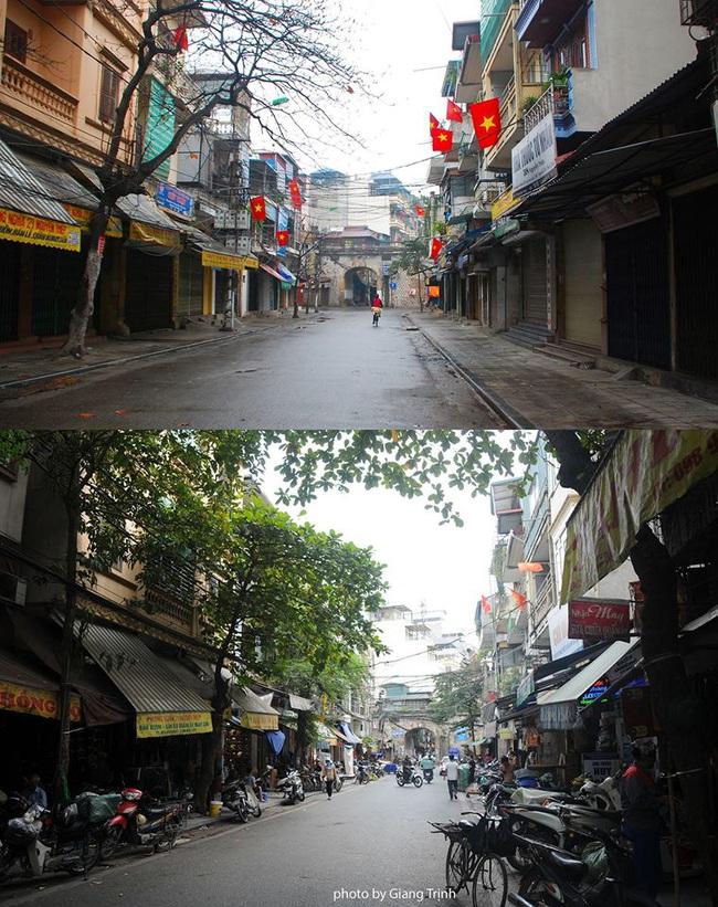 Sự đổi thay ngỡ ngàng của những con phố cổ xưa trong lòng Hà Nội suốt 1 thập kỷ, nhìn lại ai cũng thấy mênh mang - Ảnh 9.