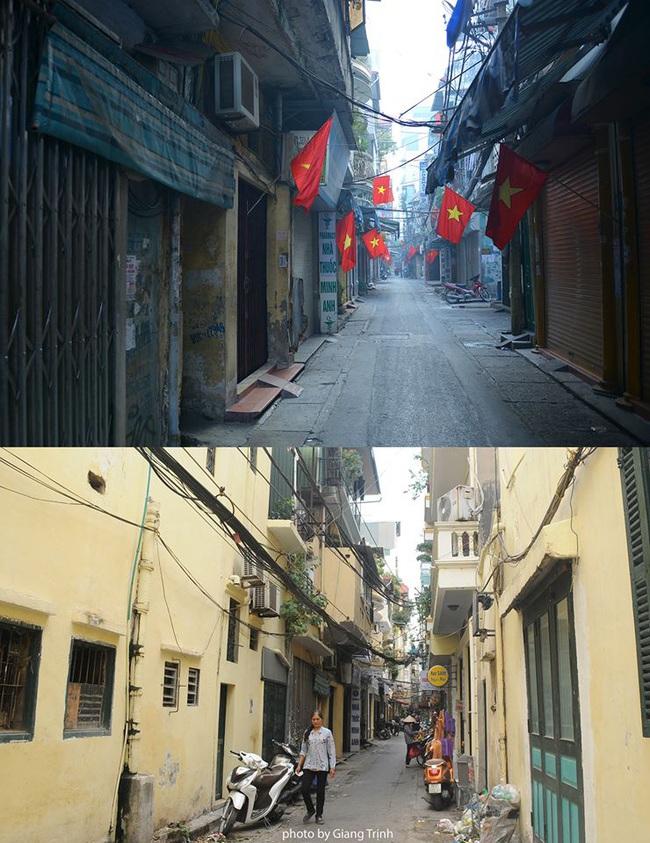 Sự đổi thay ngỡ ngàng của những con phố cổ xưa trong lòng Hà Nội suốt 1 thập kỷ, nhìn lại ai cũng thấy mênh mang - Ảnh 7.