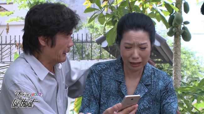 """""""Không lối thoát"""" tập 26: Bị anh trai """"dạy đời"""", Minh xuống tay giết vợ, mẹ vợ sốc đến mức ngất xỉu - Ảnh 7."""