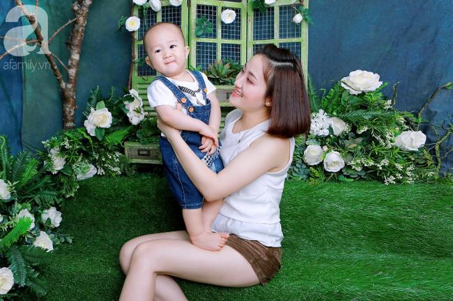 Hiếm muộn suốt 3 năm, sinh được 2 tháng thì chồng ung thư qua đời, người vợ trẻ trở thành mẹ đơn thân vật lộn với cuộc sống một mình nuôi con - Ảnh 4.