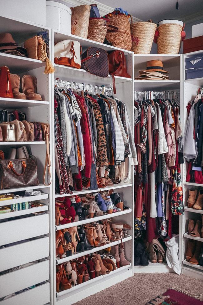 10 ý tưởng tổ chức tủ quần áo để bạn không phải đau đầu - Ảnh 10.
