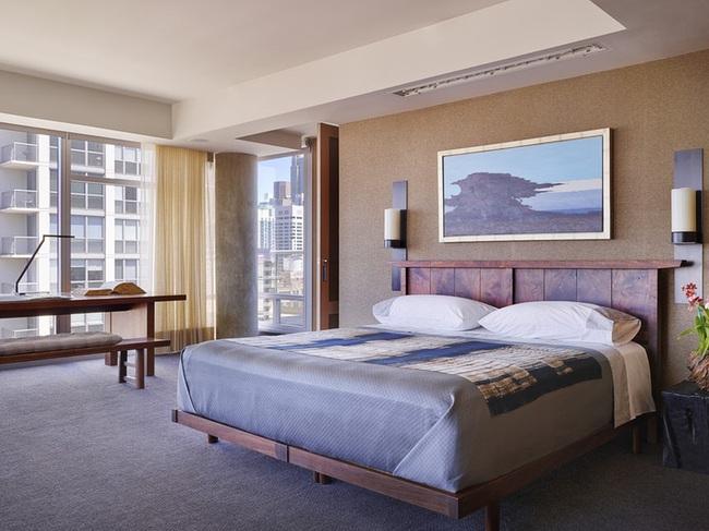 Thiết kế một căn phòng ngủ ấm cúng cũng không khó khi đã có những bí kíp dưới đây - Ảnh 1.