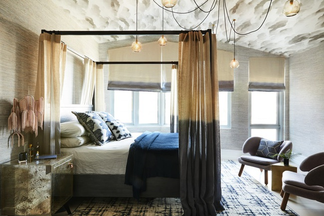 Thiết kế một căn phòng ngủ ấm cúng cũng không khó khi đã có những bí kíp dưới đây - Ảnh 5.