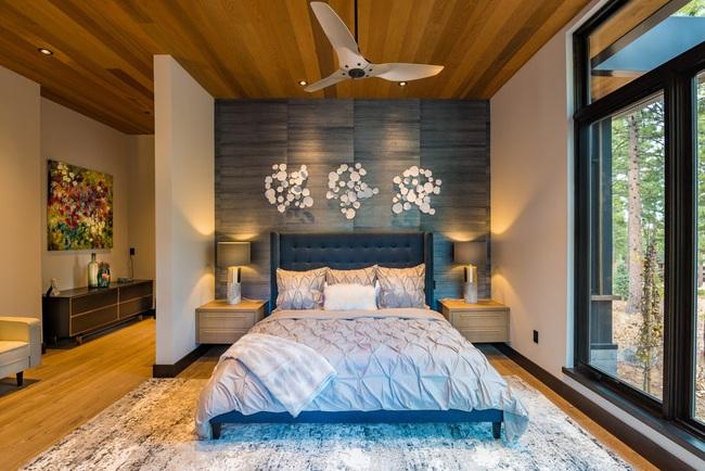 Thiết kế một căn phòng ngủ ấm cúng cũng không khó khi đã có những bí kíp dưới đây - Ảnh 7.