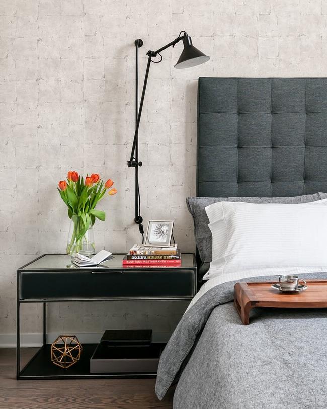 Thiết kế một căn phòng ngủ ấm cúng cũng không khó khi đã có những bí kíp dưới đây - Ảnh 8.