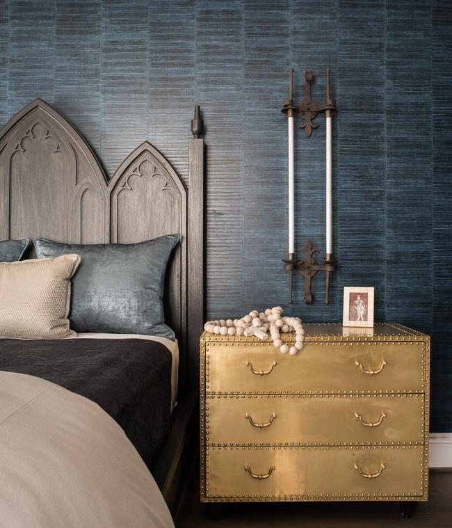 Thiết kế một căn phòng ngủ ấm cúng cũng không khó khi đã có những bí kíp dưới đây - Ảnh 9.