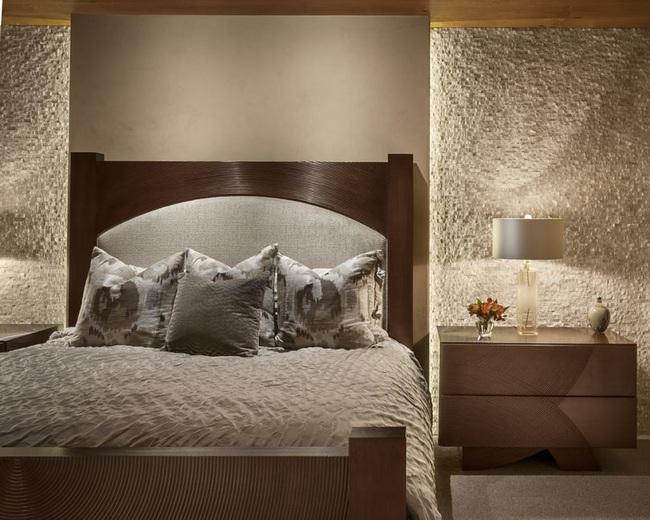 Thiết kế một căn phòng ngủ ấm cúng cũng không khó khi đã có những bí kíp dưới đây - Ảnh 10.