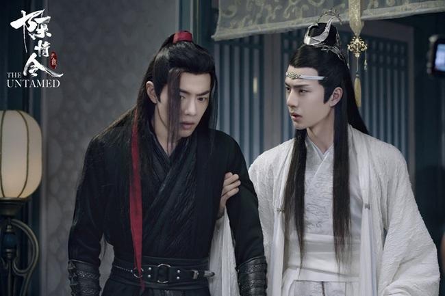 Top 10 bộ phim có nhiệt độ cao nhất năm 2019: Triệu Lệ Dĩnh đánh bại Tiêu Chiến - Vương Nhất Bác  - Ảnh 4.
