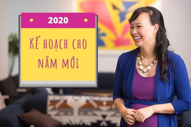 Sinh con chưa bao lâu, Shark Linh đã vội đăng đàn hướng dẫn dân công sở những điều nhất định phải làm trong năm mới - Ảnh 1.