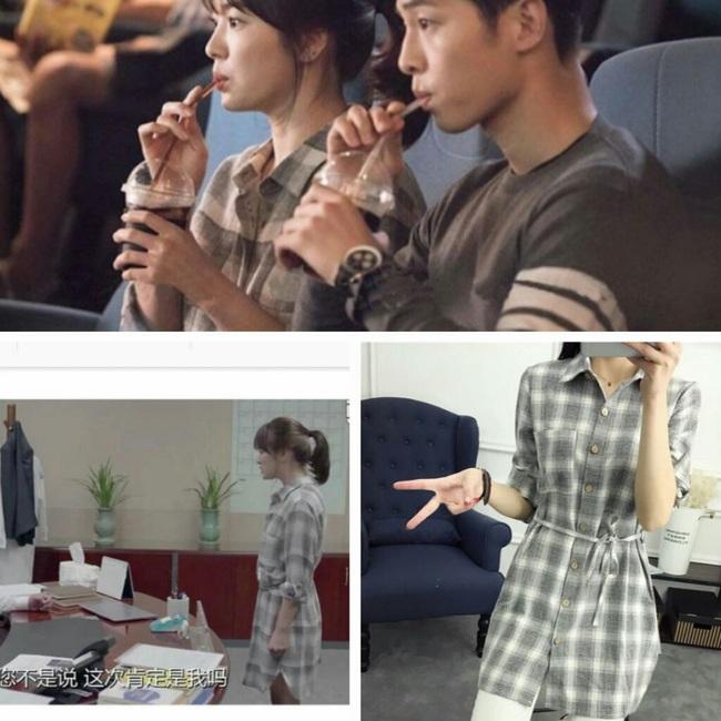 Chiếc áo sơ mi Song Hye Kyo mới mặc có liên quan mật thiết đến Song Joong Ki? - Ảnh 5.