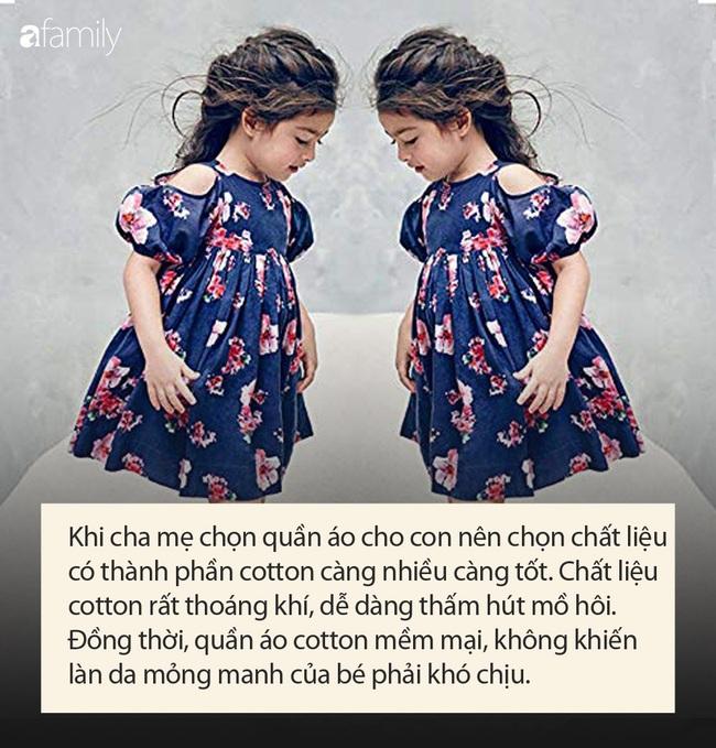 Con gái 6 tuổi đã mắc bệnh phụ khoa, nhìn tủ quần áo đẹp đẽ của bé bác sĩ lập tức hiểu ra vấn đề - Ảnh 5.