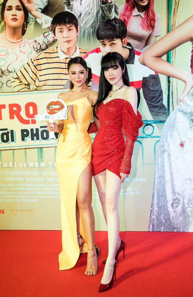 Choáng với vòng eo 55cm của Elly Trần, ngoài đời còn nhỏ hơn trên hình - Ảnh 5.