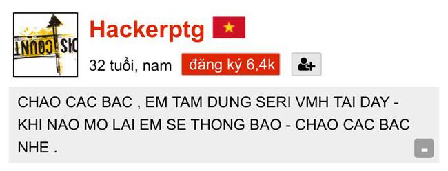 Thông điệp mới nhất đến từ nhóm hackerPTG đang khiến dư luận bức xúc: Tạm dừng nhưng vẫn không buông tha cho Văn Mai Hương - Ảnh 2.