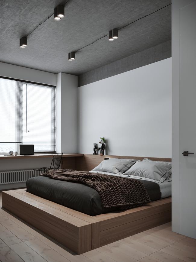 Tư vấn thiết kế căn nhà nhỏ gọn có diện tích 40m2 với chi phí gần 60 triệu đồng - Ảnh 10.