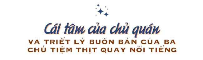 """""""Bí mật thành công"""" của hàng thịt quay lâu đời nhất Hà Nội, hơn 50 năm vẫn khiến khách xếp hàng dài như trẩy hội - Ảnh 11."""