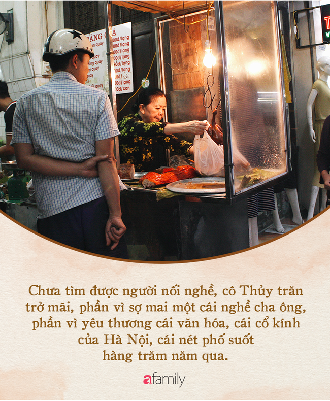 """""""Bí mật thành công"""" của hàng thịt quay lâu đời nhất Hà Nội, hơn 50 năm vẫn khiến khách xếp hàng dài như trẩy hội - Ảnh 16."""