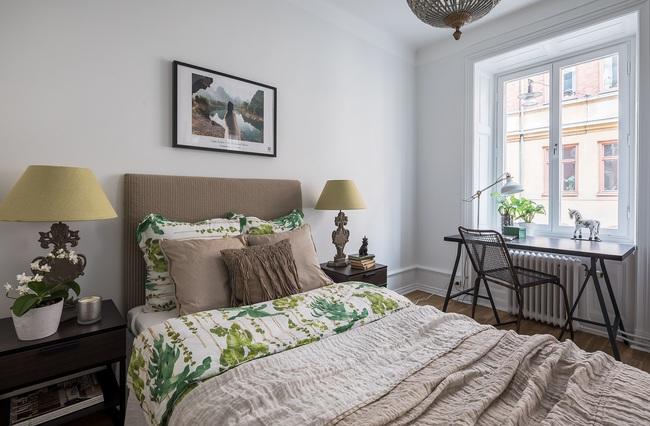 Nội thất màu sáng hài hòa trong căn hộ màu trắng xám siêu hiện đại ở Nga - Ảnh 12.