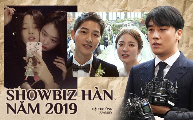 Làng giải trí Hàn Quốc 2019 nhuốm màu đen tối: Những màn đấu đá hậu ly hôn liệu có bằng tang thương bao trùm nửa cuối năm - Ảnh 1.