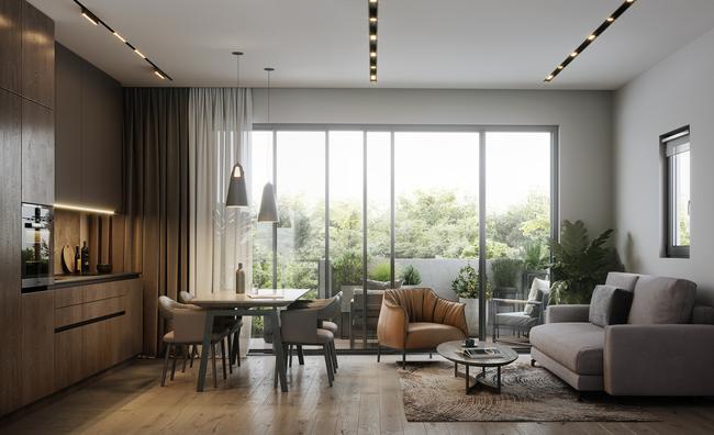 Tư vấn thiết kế căn nhà nhỏ gọn có diện tích 40m2 với chi phí gần 60 triệu đồng - Ảnh 3.
