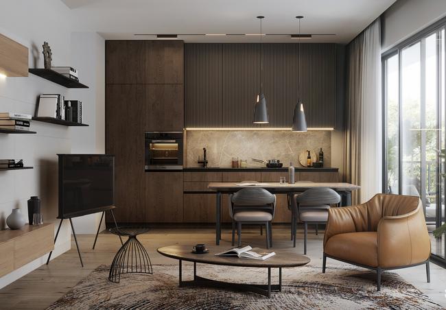 Tư vấn thiết kế căn nhà nhỏ gọn có diện tích 40m2 với chi phí gần 60 triệu đồng - Ảnh 5.
