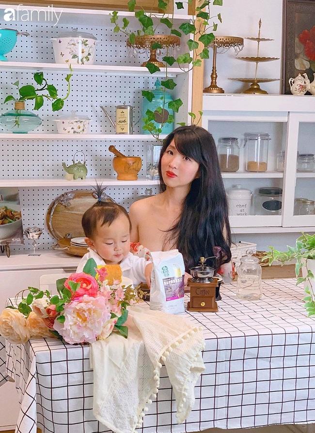 Mẹ Việt ở Mỹ nhờ làm nội trợ toàn thời gian mà chạm tới nghệ thuật, làm ra những món ăn giản đơn nhưng ngon và đẹp như sơn hào hải vị hạng sang - Ảnh 1.