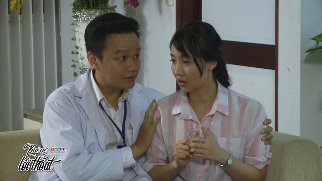 """""""Không lối thoát"""": Vô tình thấy Minh giết vợ, nữ y tá """"ngực khủng"""" hoảng sợ đến mức """"phát điên"""" - Ảnh 3."""