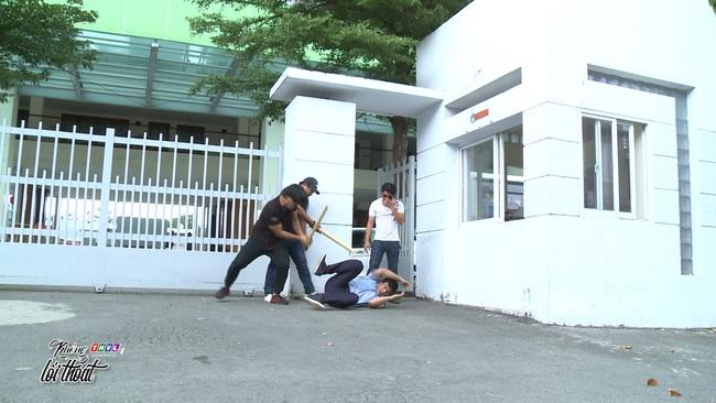"""""""Không lối thoát"""" tập 28: Minh - Lương Thế Thành vừa giết vợ đã thuê giang hồ đánh anh ruột suýt chết  - Ảnh 8."""