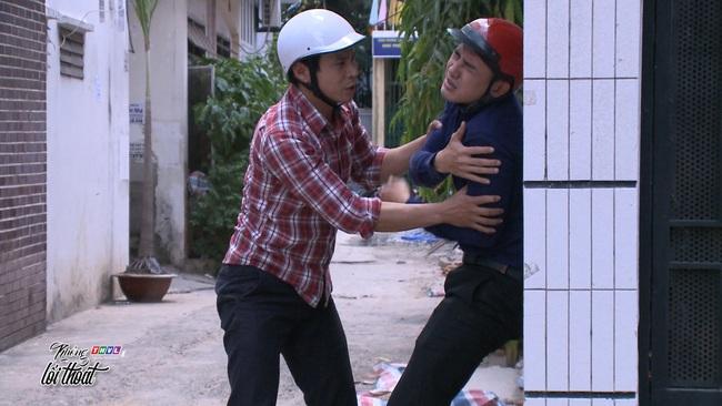 """""""Không lối thoát"""" tập 28: Minh - Lương Thế Thành vừa giết vợ đã thuê giang hồ đánh anh ruột suýt chết  - Ảnh 7."""