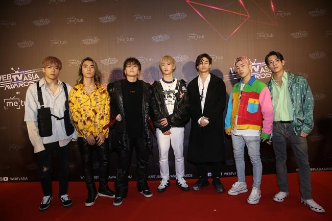 Thảm đỏ WebTVAsia Awards 2019:  - Ảnh 2.