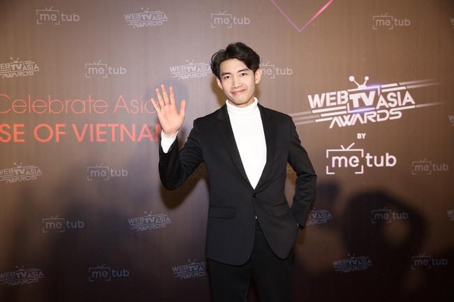 Thảm đỏ WebTVAsia Awards 2019:  - Ảnh 4.