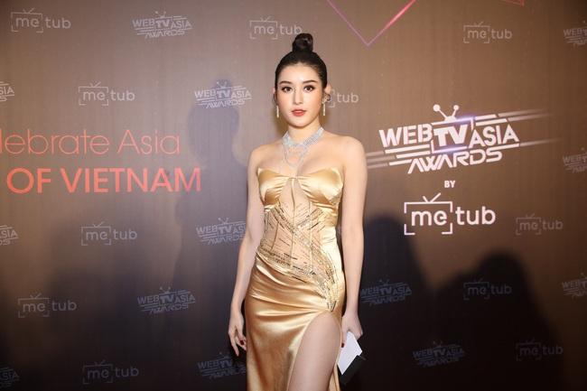 Thảm đỏ WebTVAsia Awards 2019:  - Ảnh 6.
