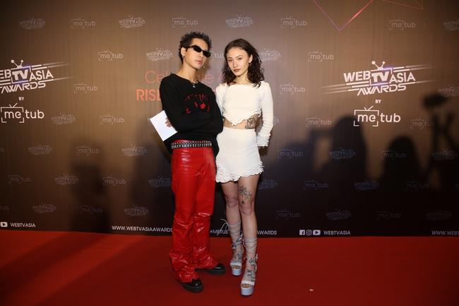 Thảm đỏ WebTVAsia Awards 2019:  - Ảnh 7.