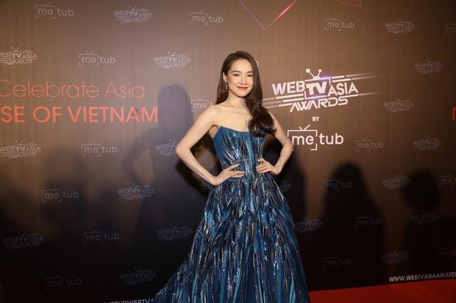Thảm đỏ WebTVAsia Awards 2019:  - Ảnh 9.