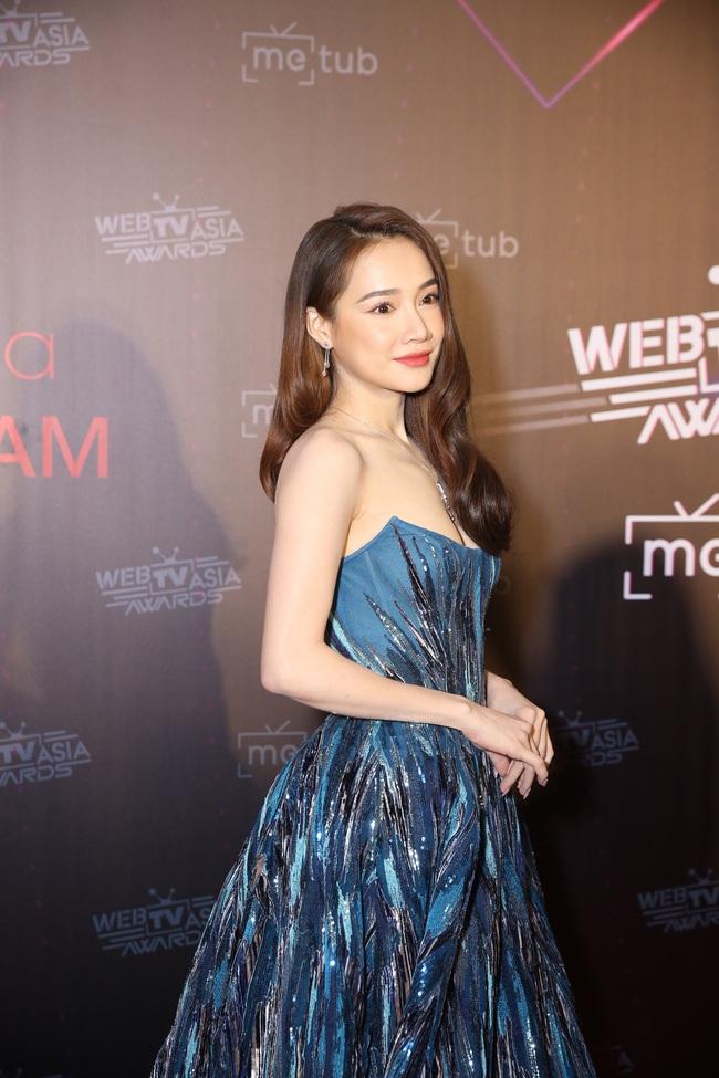 Thảm đỏ WebTVAsia Awards 2019:  - Ảnh 10.