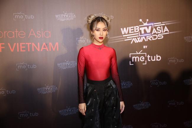 Thảm đỏ WebTVAsia Awards 2019:  - Ảnh 11.