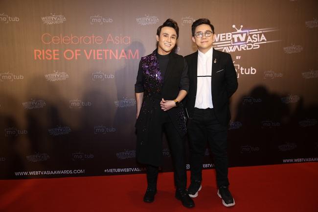 Thảm đỏ WebTVAsia Awards 2019:  - Ảnh 13.