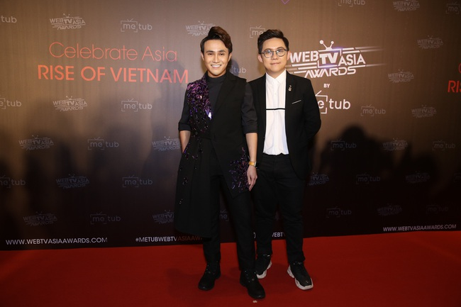 Thảm đỏ WebTVAsia Awards 2019:  - Ảnh 14.