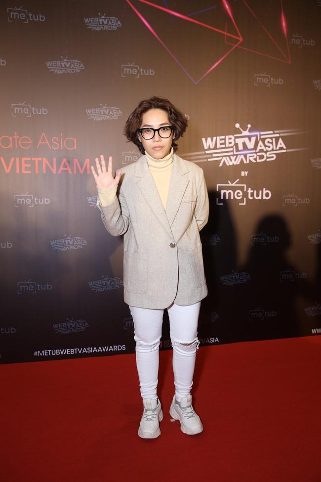 Thảm đỏ WebTVAsia Awards 2019:  - Ảnh 16.