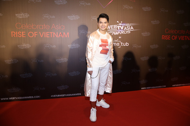 Thảm đỏ WebTVAsia Awards 2019:  - Ảnh 17.