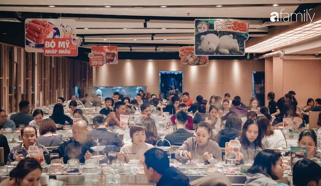 Trải nghiệm phố ẩm thực ngày đầu tiên mở cửa tại Aeon Mall Hà Đông: Hàng chục cái tên nổi tiếng, đồ ăn hấp dẫn, đông khách - Ảnh 8.