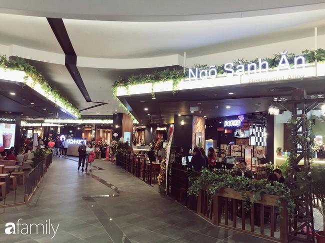 Trải nghiệm phố ẩm thực ngày đầu tiên mở cửa tại Aeon Mall Hà Đông: Hàng chục cái tên nổi tiếng, đồ ăn hấp dẫn, đông khách - Ảnh 4.